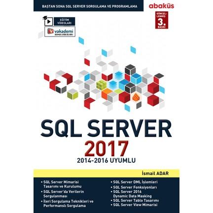 İLERİ SEVİYE SQL SERVER EĞİTİMİ