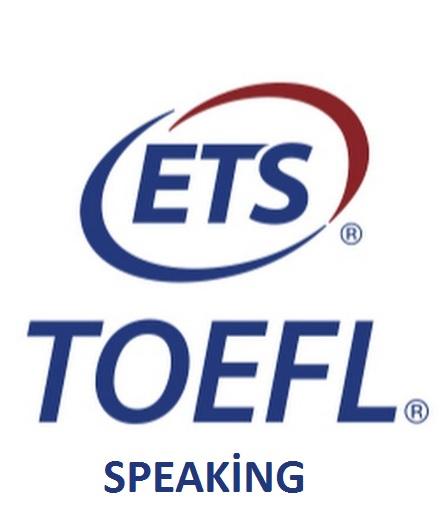 TOEFL SPEAKİNG EĞİTİMİ