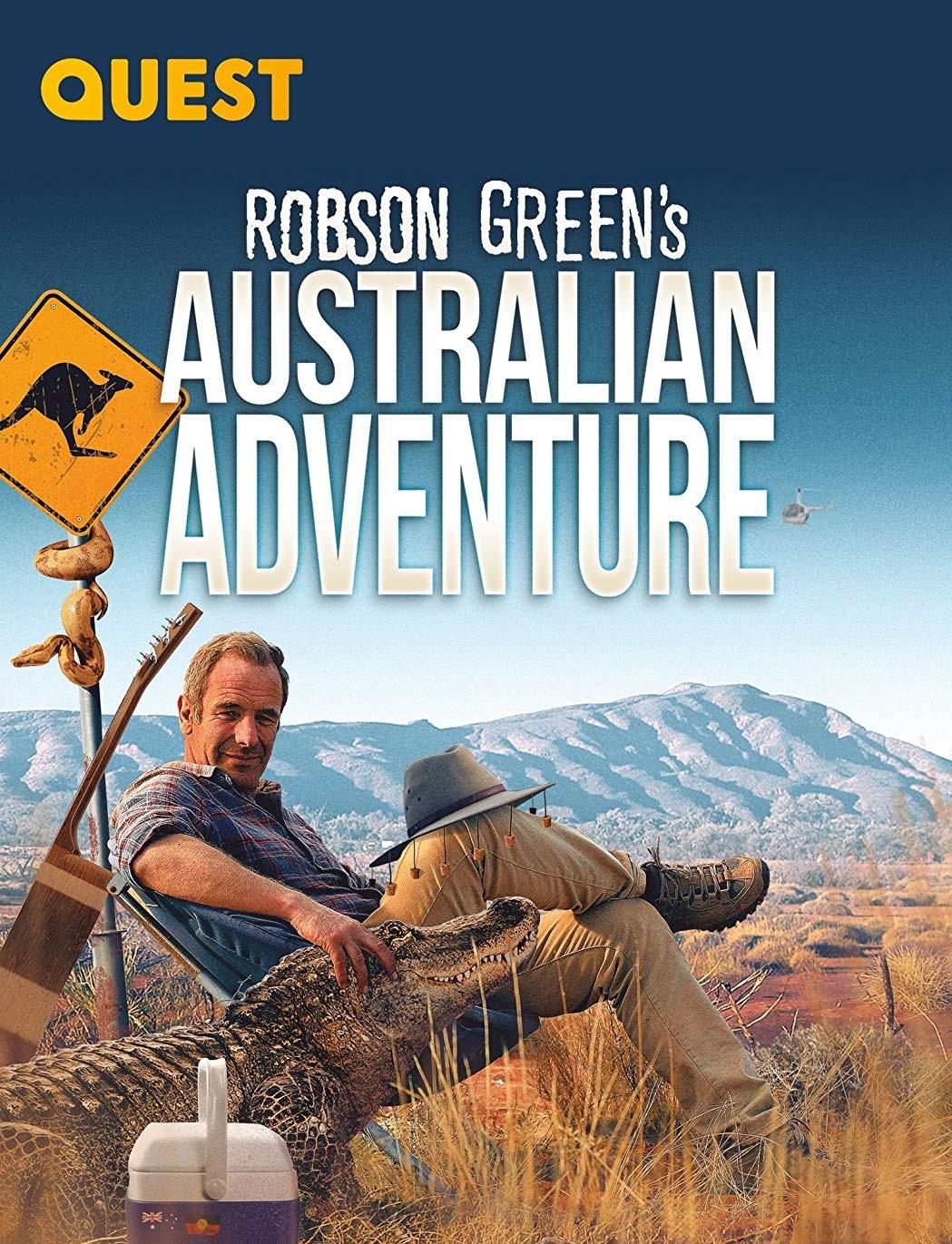 ROBSON GREEN ile AVUSTRALYA MACERASI